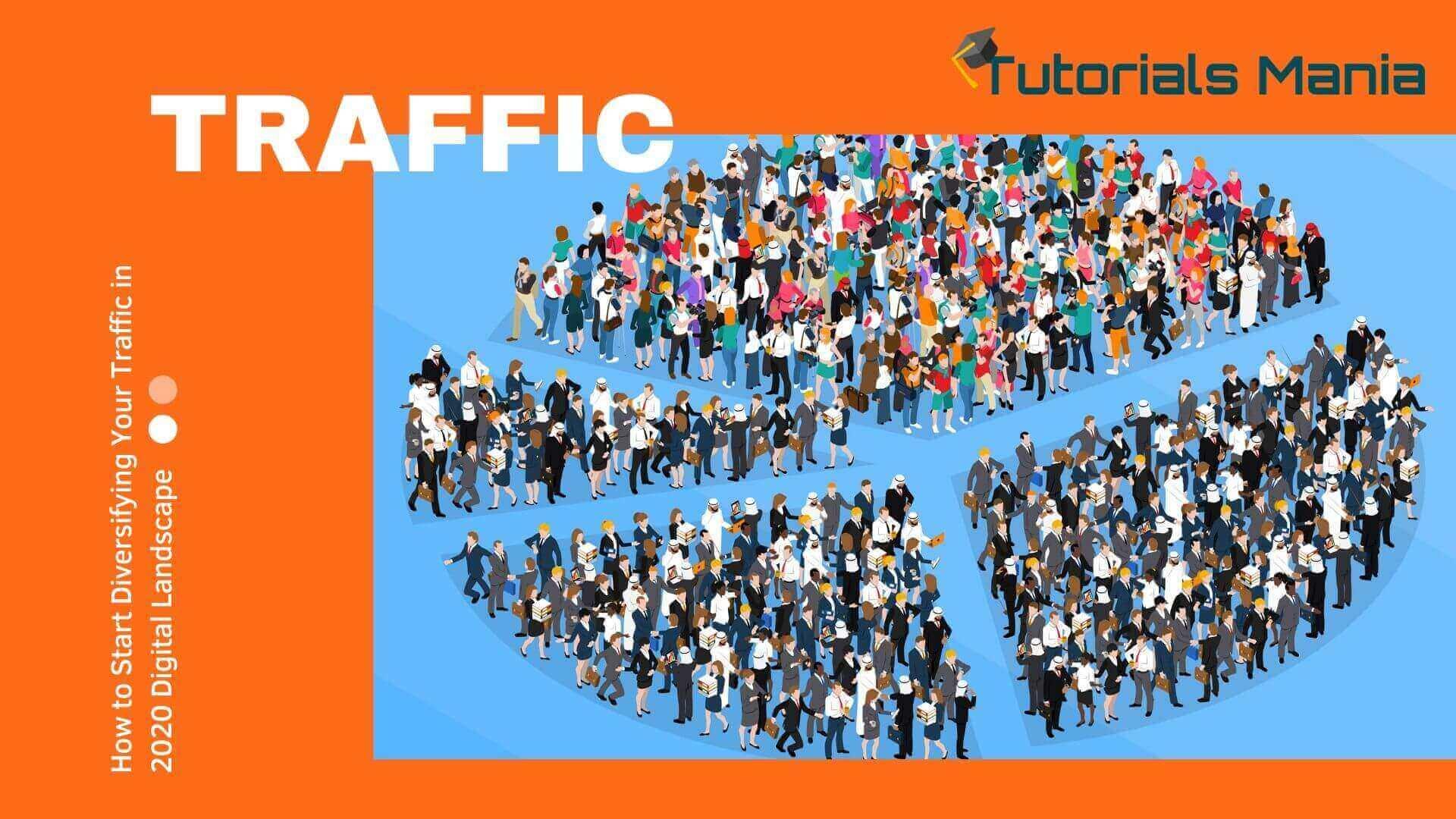 How to start Diversifying Traffic | Digital Marketing Strategy