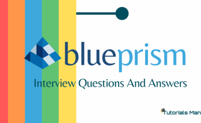 Blue Prism Interview Questions